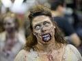 Zlodeji v maskách zombií vykradli na Halloween klenotníctvo
