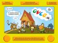 OVCE.sk krstia svoju prvú detskú knihu 3v1