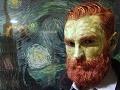 Muž, ktorý sa stal Van Goghom: Farkas (25) sa prevtelil do utrápeného génia!
