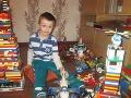 Medzinárodný úspech legovej zbierky: Smrteľne chorý Martinko žije svoj sen!