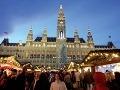 Vo Viedni odvrátili katastrofu: Troch Čečencov obvinili z plánovania útoku na vianočné trhy