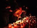 Prvý protest proti Kotlebovi: V Banskej Bystrici sa zišla asi stovka ľudí