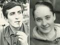 Július Satinský a Oľga Lajdová