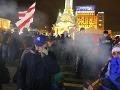 Demonštrácia v Kyjeve za podpis dohôd s EÚ prilákala 10 000 ľudí