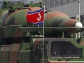 KĽDR odpálila dve balistické rakety stredného doletu
