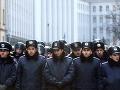 Do Kyjeva sa presunuli policajné posily z Krymu, situácia je zatiaľ pokojná