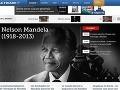 Reakcie svetových médií na Mandelovu smrť: História sa zastavila, uznávali ho i nepriatelia