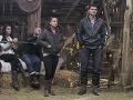 Takto vyzerali Veronika a Paco ešte počas Farmy.