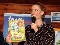 Adela Banášová pokrstila svoju knihu rozprávok