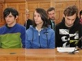 Trojica obvinená z vraždy taxikára (†47): Chlapci bez emócií, rodičia v slzách!