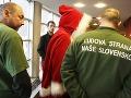 Incident pri inaugurácii Kotlebu: