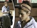 Zo známej herečky módna katastrofa: Eva, veď vyzeráš ako upratovačka!