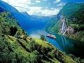 10 najzaujímavejších miest a pamiatok v Nórsku