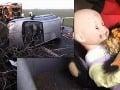 Škaredý náraz pri matkinej (39) autonehode: Trojročné dievčatko vyletelo z auta!