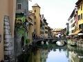 Najkrajšie mestá s vodnými kanálmi