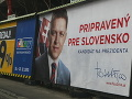 Bilbordy Fica zaplavili Bratislavu: