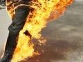 Rozvášnení dedinčania upálili svojho starostu (†43)