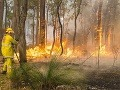 Austráliu stále sužujú desiatky požiarov: Teploty až 45 stupňov Celzia!