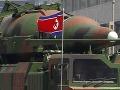 Severná Kórea odpálila ďalšie dve strely krátkeho doletu