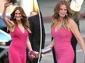 Pretty Woman s krivkami skutočnej ženy: Zradila ju sťahujúca bielizeň?