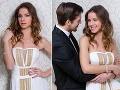 Pocisková a Loj vo svadobnom: Takto vyzerajú ako ženích s nevestou!