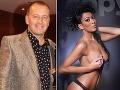 Kollárova šťabajzna odhalila prsia: Ukázala svoje nahé telo!