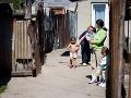 Namiesto nepokojov riešili v osade krádež: Malého delikventa udala matka