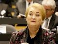Eurokandidátku KDH by mala viesť Anna Záborská