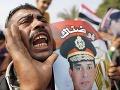 Smrteľné demonštrácie v Egypte: Namiesto osláv brutalita, až 29 mŕtvych!