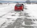 Dnes nás potrápia snehové jazyky a záveje: Pozor si musia dať aj turisti na horách