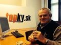 Milan Kňažko bol online:
