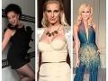 Známe krásky šoubiznisu v rovnakých šatách: Na ktorej vyzerajú lepšie?