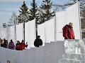 Ľadové umenie v Tatrách najlepšie zvládli Japonci