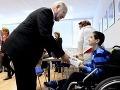 Čaplovič odovzdal detským pacientom v nemocnici nové tablety