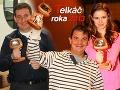 Veľká televízna anketa Telkáč roka 2013 spustená: Nominujte tých najlepších!