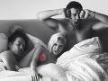 Hrôza: Škandalózna Miley Cyrus opäť nahá... A sex do trojky?!
