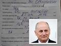 Kandidát na prezidenta dostal pokutu: Čarnogurskému naparili 60 eur, pozrite sa za čo!