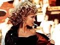 Olivia Newton-John ako krásna Sandy.