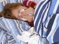 Na Slovensku útočí chrípková epidémia: Zatvorené školy a škôlky, počet pacientov stále stúpa!