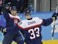 Slovensko má prvý bod v Soči: Hokejovú drámu s Ruskom rozhodol Kovaľčuk