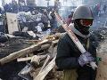 Protivládni demonštranti na Ukrajine sa dočkali: Začala platiť amnestia