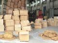 Colníci v Česku zabránili úniku dane vo výške niekoľkých miliónov: Našli viac ako 100 ton tabaku