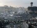 Verziu o účasti tretej sily na námestí v Kyjeve nemožno zavrhnúť: Existujú svedectvá!