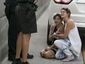 Hrdinský čin matky: Vlastným telom chcela zastaviť auto, aby nezranilo dieťa