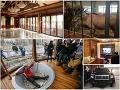 FOTO prepychu z Janukovyčovej vily: ZOO, golfové ihrisko aj pirátska loď!