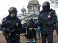 Svet reaguje na ukrajinskú krízu: Od Československa 1968 je to najväčší problém v Európe!