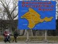 Rusko si prerazí cestu na Krym po svojom: Prebieha príprava veľkej ofenzívy