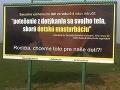 Bilbordy už rieši aj Rada pre reklamu