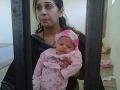Bábätko žije za mrežami: Kvôli odsúdenej matke ešte nevidelo svet!