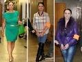 Mojsejová urobila zo súdov módnu šou: V putách... No hlavne luxusne!